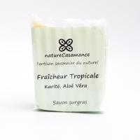 Savon Fraicheur Tropicale.