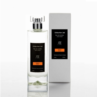 Collection Jad Eaux de Toilette Ambre Fleur d'Oranger