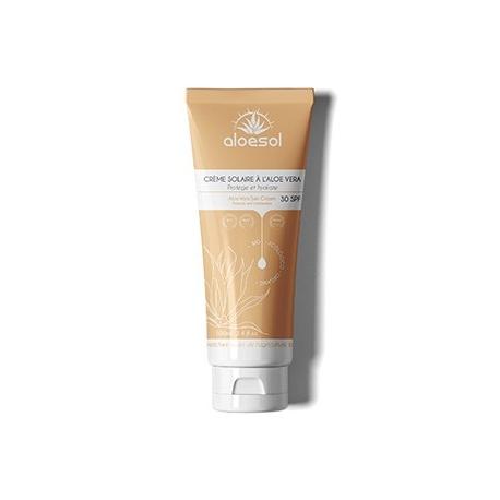 Crème Solaire à l'Aloe Vera 100ML