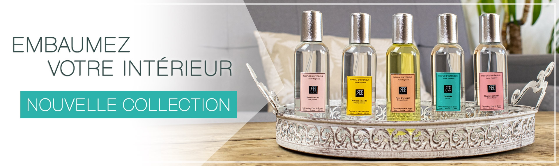 collection parfum dinterieur